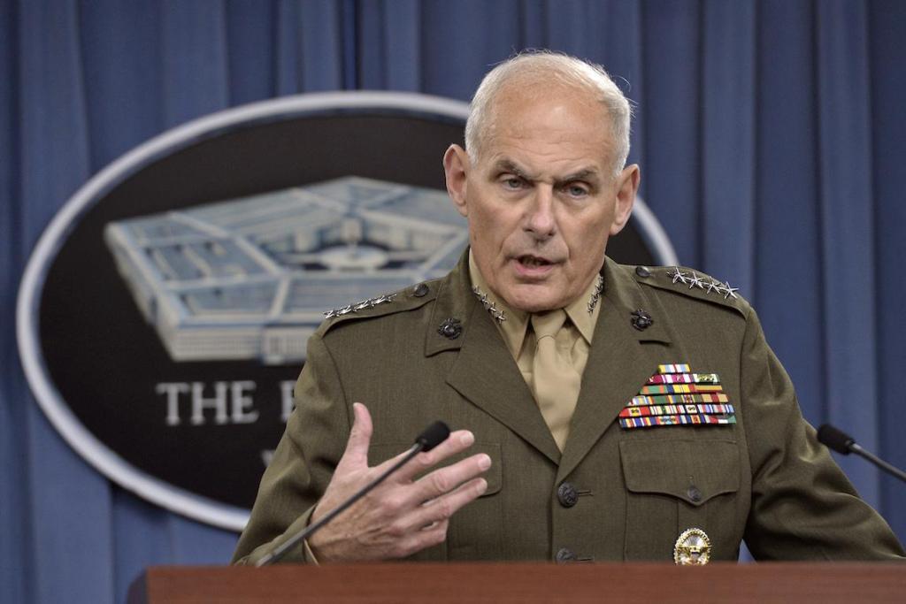 Homeland Security Secretary John Kelly-US might ask visa applicants for social media passwords-Startagist